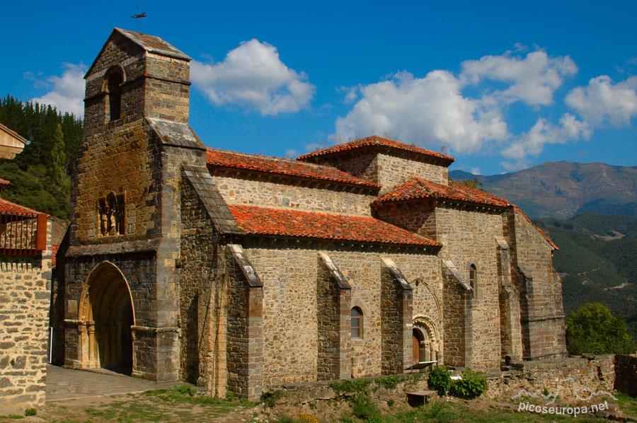 Santa María la real de Piasca