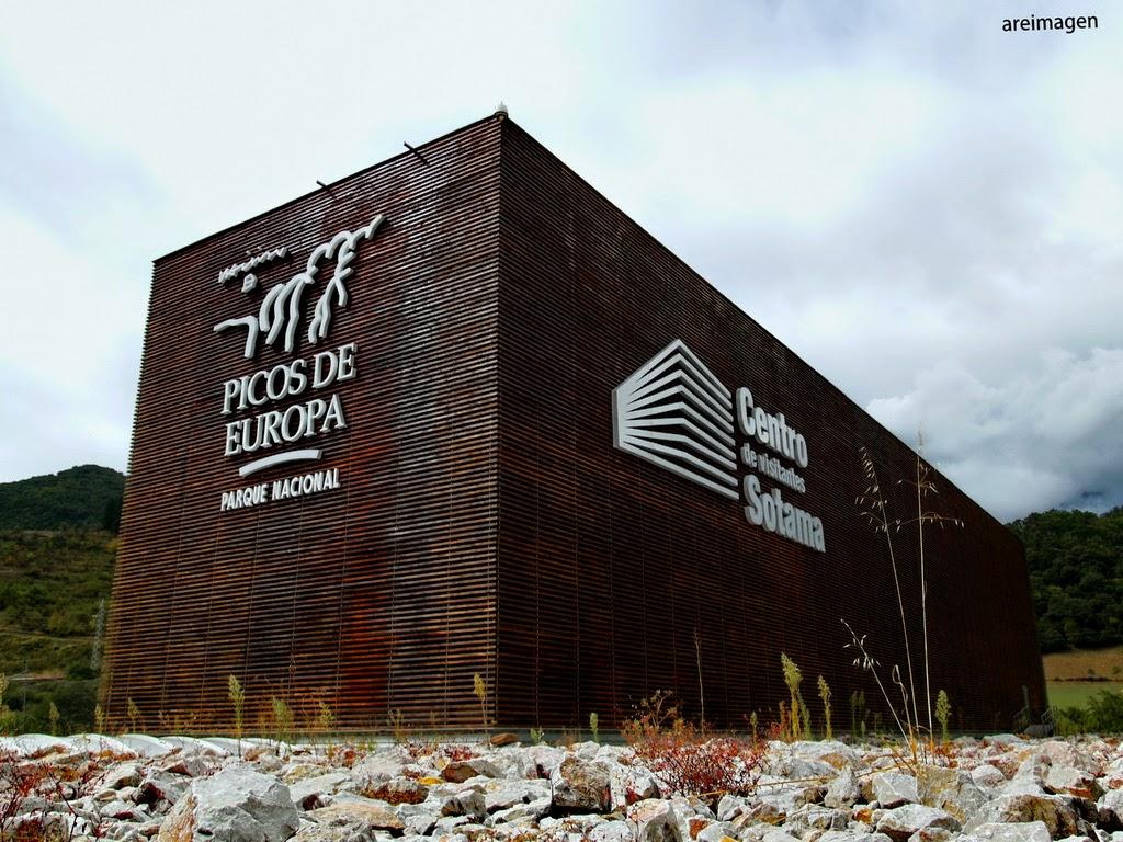 Centro de Visitantes de Sotama
